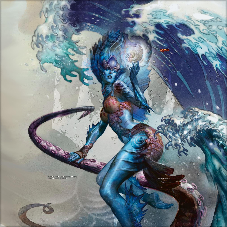 Kiora Born Of The Gods