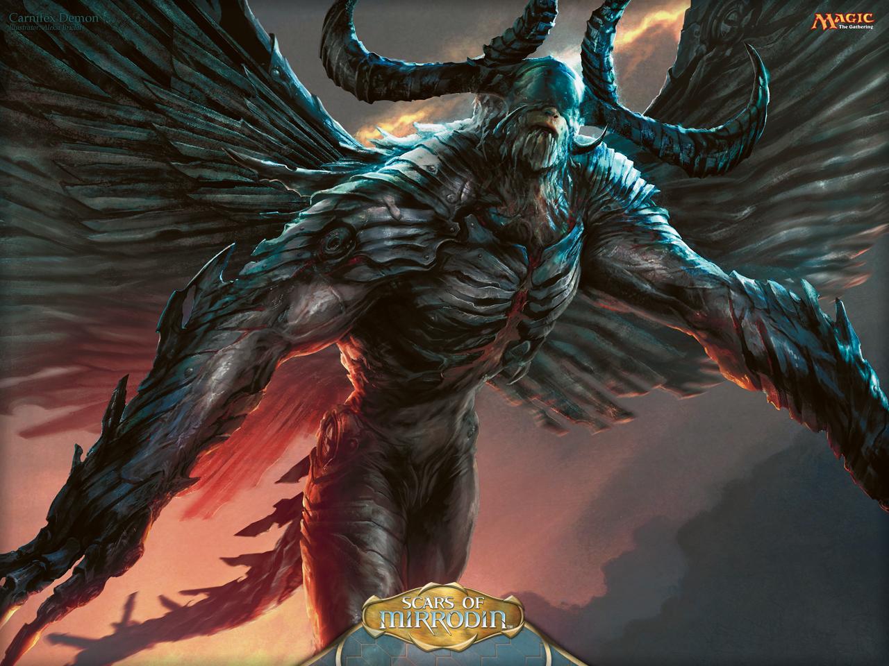 desecration demon wallpaper - photo #14