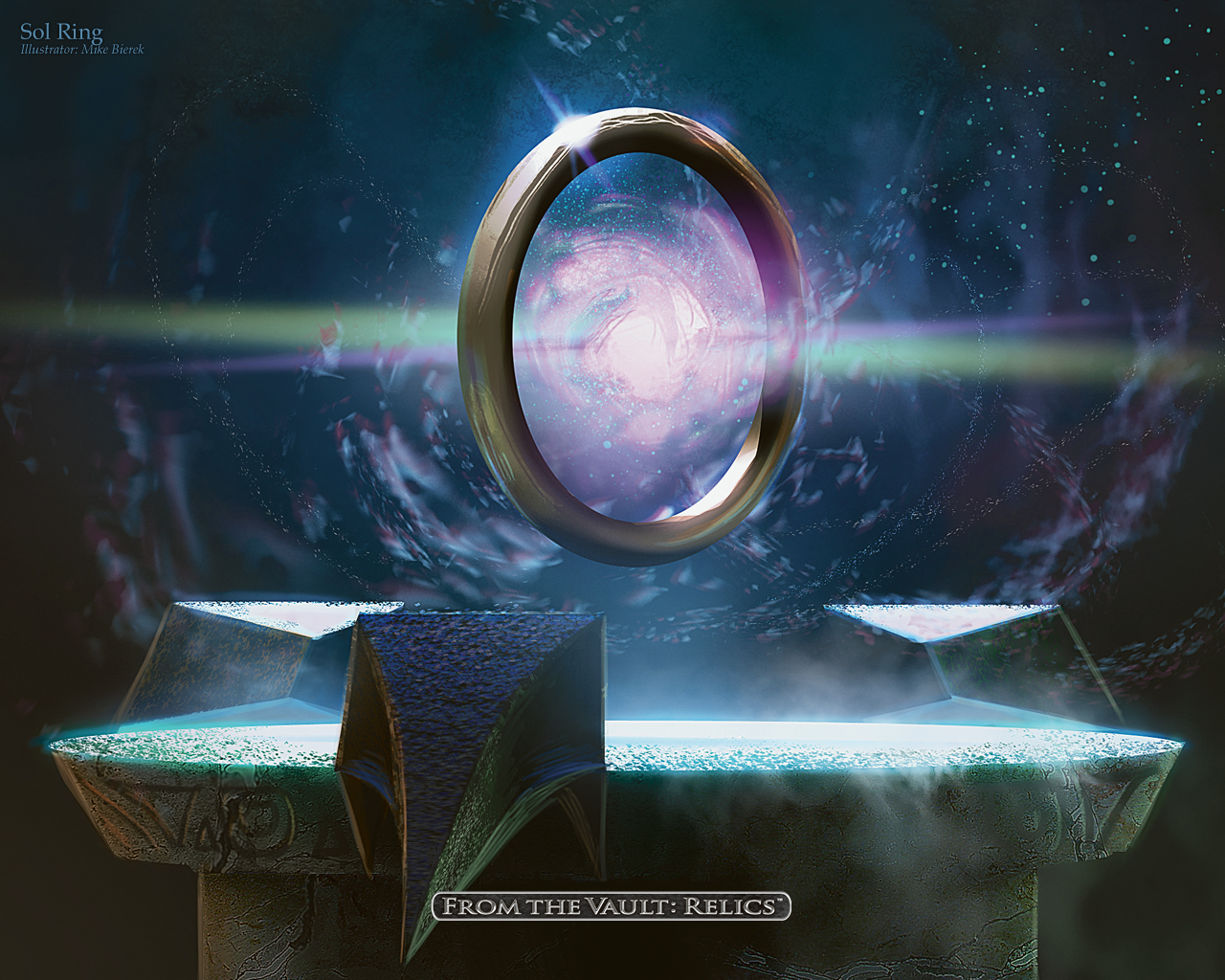 Wallpaper Of The Week Sol Ring Magic The Gathering