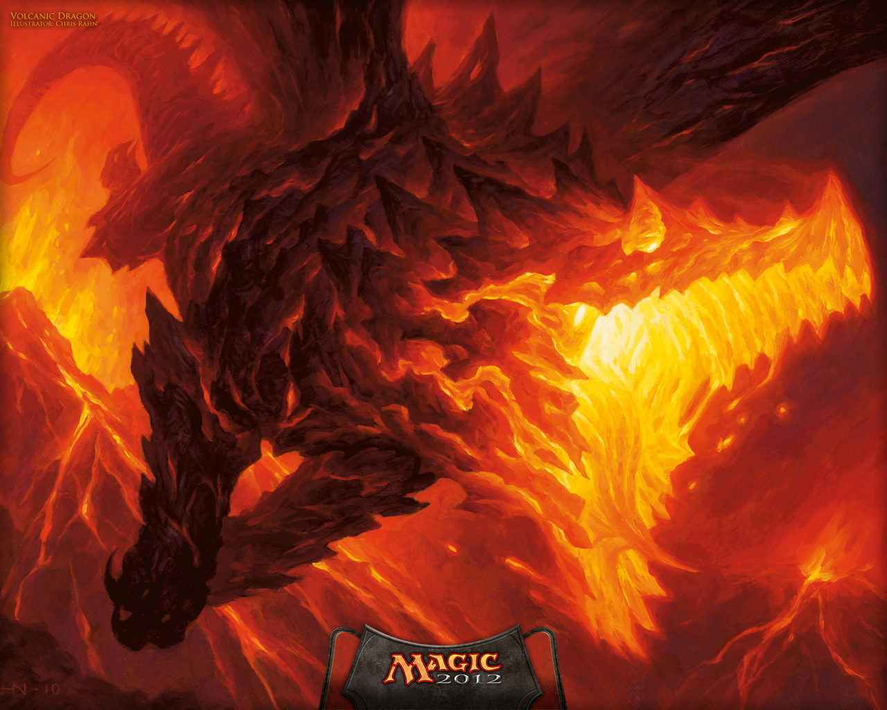 Magic The Gathering Dragon Wallpaper Wallpapers Just Do It