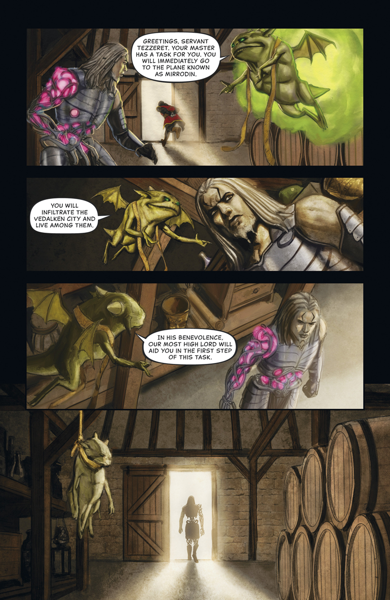 Dark Discoveries, Part 1: Page 3