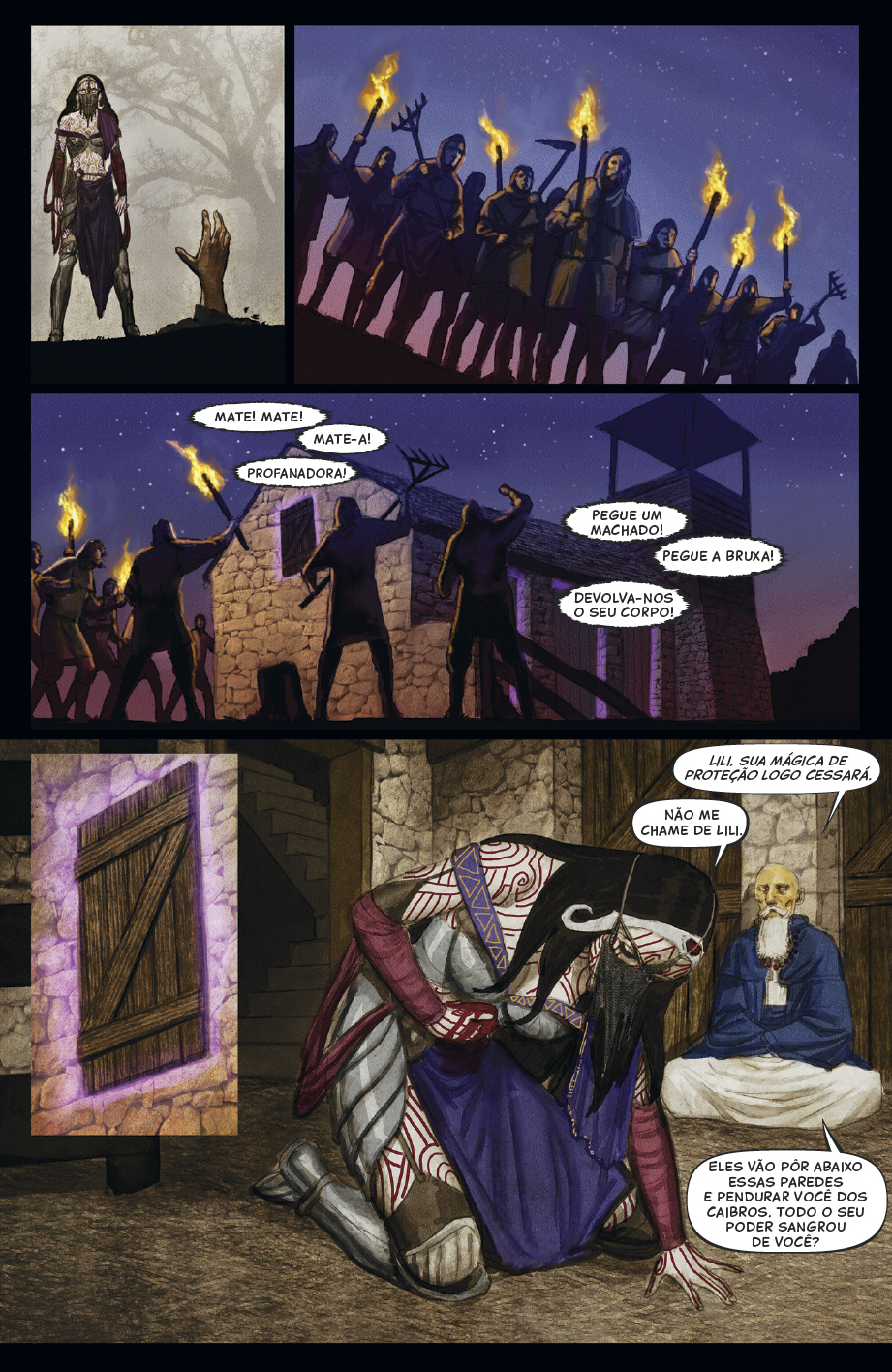 The Raven's Eye, Part 3: Page 2