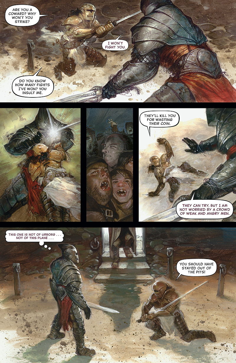 Gathering Forces, Part 1: Page 2