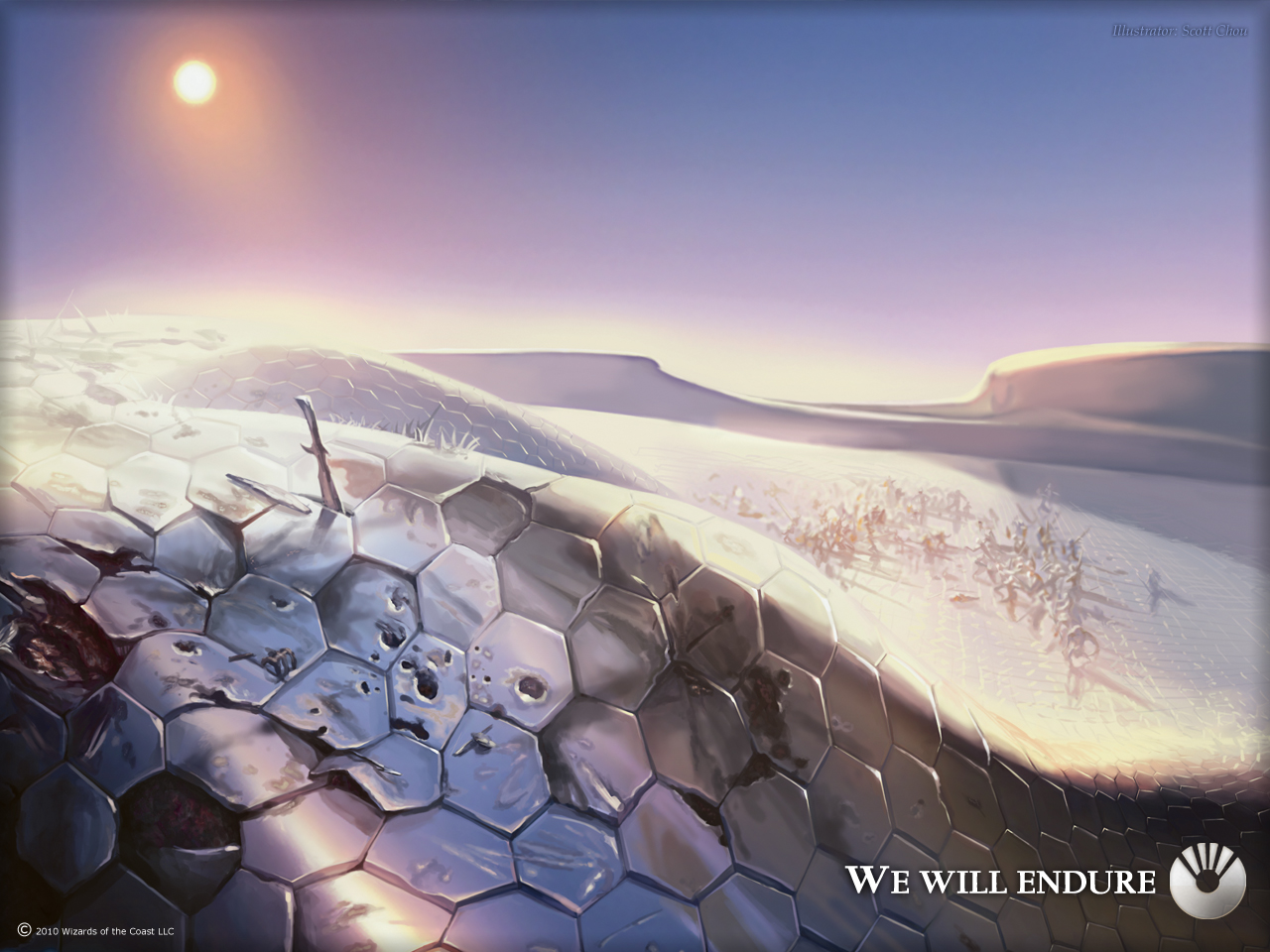 Mirrodin Besieged Wallpapers Magic The Gathering