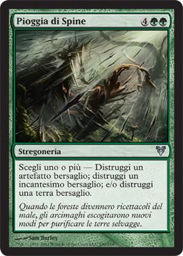 Pioggia di Spine - Rain of Thorns
