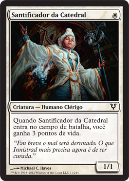 Santificador da Catedral