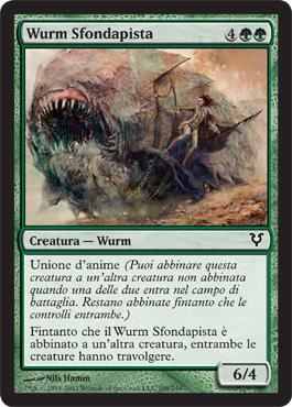 Wurm Sfondapista - Pathbreaker Wurm
