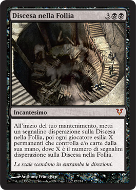 Discesa nella Follia - Descent into Madness