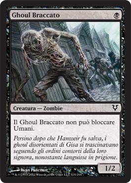 Ghoul Braccato