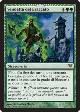 Vendetta del Braccato - Revenge of the Hunted