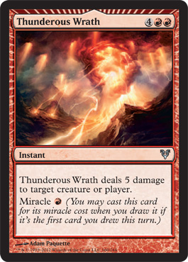 Thunderous Wrath