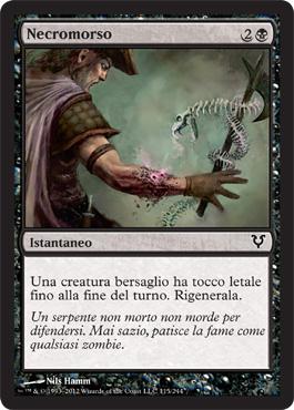 Necromorso
