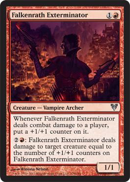 Falkenrath Exterminator