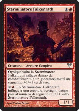 Sterminatore Falkenrath - Falkenrath Exterminator