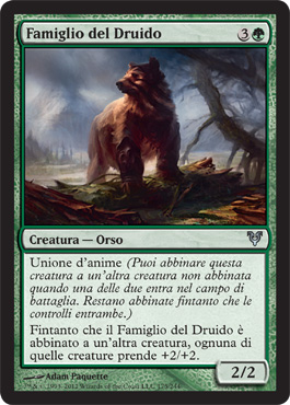 Famiglio del Druido - Druid's Familiar
