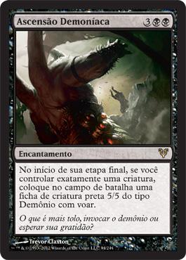 Ascensão Demoníaca