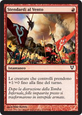 Stendardi al Vento - Banners Raised