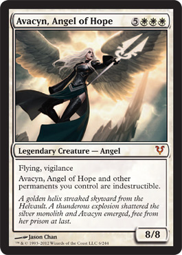 Avacyn Restored famous card