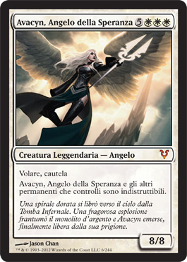Avacyn, Angelo della Speranza