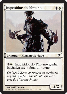 Inquisidor do Pântano