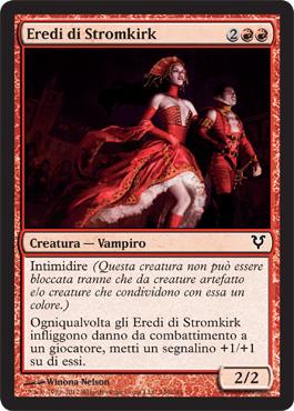 Eredi di Stromkirk - Heirs of Stromkirk