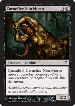 Carnefice Non Morto - Undead Executioner