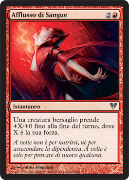 Afflusso di Sangue - Rush of Blood