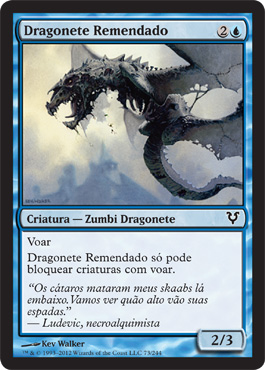Dragonete Remendado