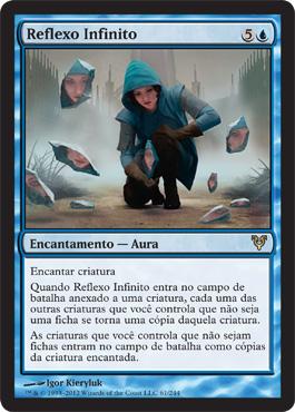 Reflexo Infinito