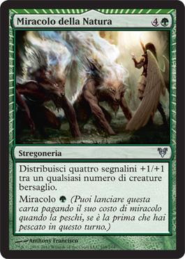 Miracolo della Natura - Blessings of Nature