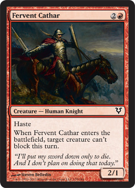 Fervent Cathar