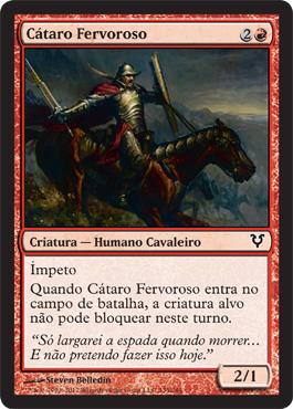 Cátaro Fervoroso