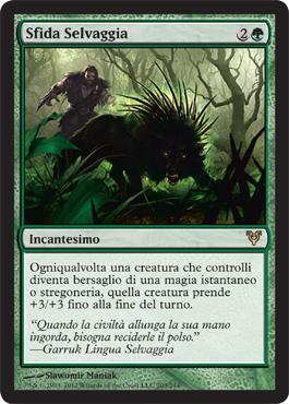 Sfida Selvaggia - Wild Defiance