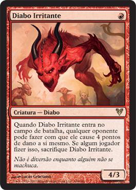 Diabo Irritante