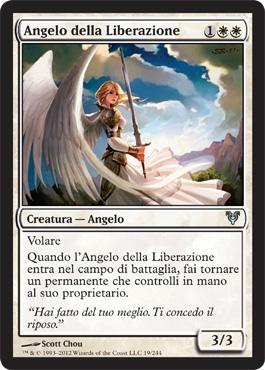 Angelo della Liberazione