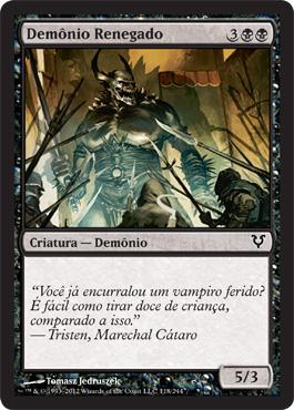 Demônio Renegado