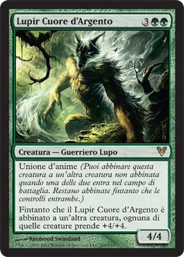 Lupir Cuore d'Argento - Wolfir Silverheart