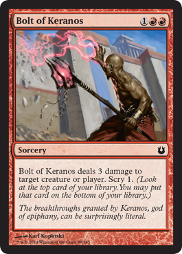 Bolt of Keranos