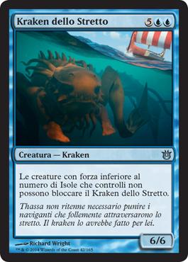 Kraken dello Stretto