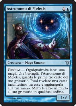Astronomo di Meletis