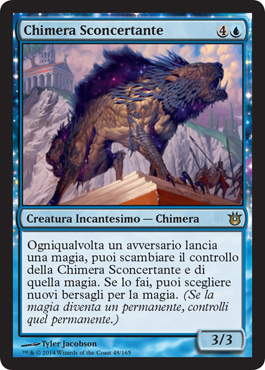Chimera Sconcertante