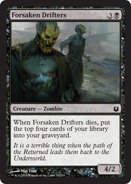 Forsaken Drifters