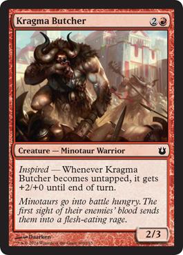 Kragma Butcher�