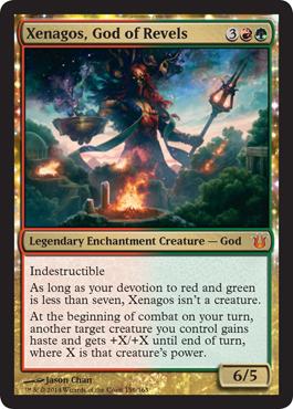 Xenagos, God of Revels