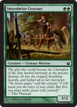 Swordwise Centaur�