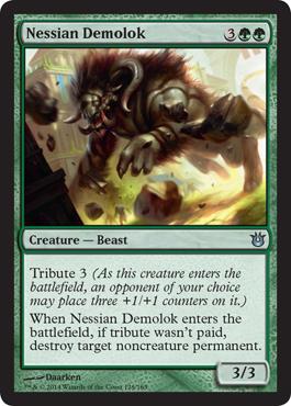 Nessian Demolok�