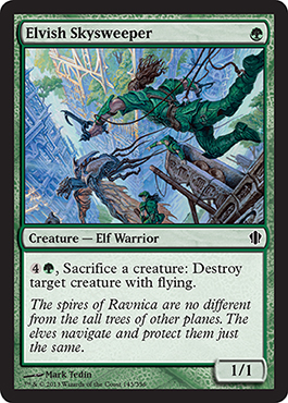 Elvish Skysweeper