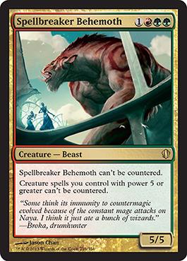 Spellbreaker Behemoth