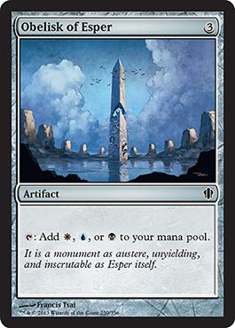 Obelisk of Esper