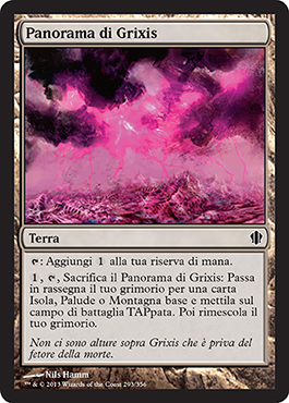 Grixis Panorama